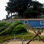 ...das tolle Haus des berühmtesten Dichters von Chile...