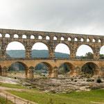 ...wurde vor 2000 Jahren von den Römern gebaut.