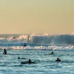 Punta Lobos hat einen der besten Surfstrände Südamerikas...