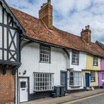 ...eine der sehenswertesten Kleinstädte Englands