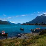 ...an einem der tausend Fjorde...