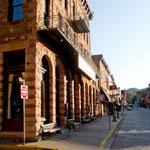 Deadwood - alte historische Hauptstrasse