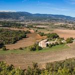 """...und """"zu Füssen ein wunderschönes Provence-Tal..."""