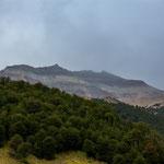 ...farbige Berge...