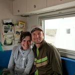 Karen und Lars haben uns viel von Nicaragua und Honduras erzählt
