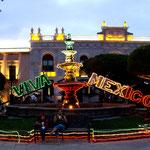 Das Fest zur Unabhängigkeit Mexikos.....