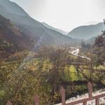 ...Blick ins Tal von Setti Fatma...