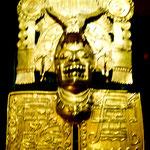 Dies ist der berühmteste Goldschatz der Zapoteken......