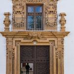 ...die mini Universität von Almagro...