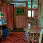 Die Cooperative von San Gerardo führt dieses tolle Café....