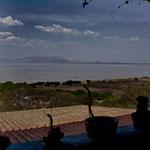 Ausblick von der Hacienda Arturos