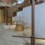 ...eine Ölmühle - auch aus der Zeit der Mauren