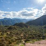 ...die Inkas hatten einen tollen Überblick von hier oben.