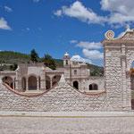 Dieses Kloster hat auch äußerlich eine wunderbare Architektur