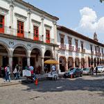 "Plaza ""Vasco de Quiroga"""