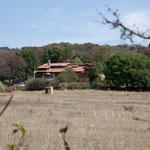 Eine imposante Hacienda.