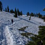 So viel Schnee sah diese Gegend seid vielen Jahren nicht mehr