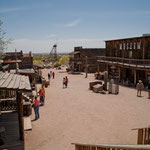 """Goldfield"" Ghost Town"