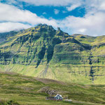 ...die Gegend hier ist geologisch einfach wunderschön...
