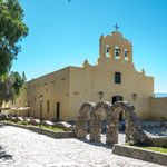 ...eine eigenwillige spanische Kirchenkonstruktion...