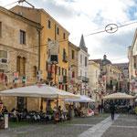 Die Altstadt ist bezaubernd und top sauber