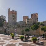 ...eine weitere maurische Burg in Andalusien...