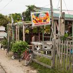 """....""""Omar´s Creol Grub"""" - eines der besten Seafood Restaurants...."""