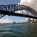 Harbour Bridge und Oper