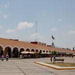 Das Portal Guerrero am Zocalo