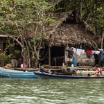....eine Maya Fischerhütte....