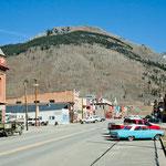 das frühere Minenstädtchen Silverton lebt heute vom Tourismus