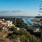 Die Lage von Mulay-Bousselham an einer riesigen Lagune ist wunderschön...