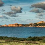 Die Küste von Isola Rossa