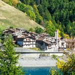 Ein Dorf wie vor 200 Jahren - Castello