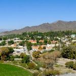 Cachi liegt einem grünen Tal - hat viel Wasser...