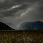 ...auch eine Wolken- und Nebelphase kann stimmungsvoll sein...