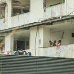 ....Armenviertel von Panama City....