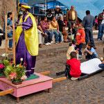 Mexico ist extrem katholisch und religios....