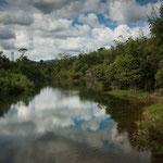 ....der Fluss....