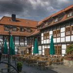 ...ein Hotel und Restaurant