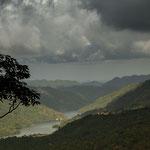 """Die Berge von Escambray - Stausee """"Hamabanilla"""""""