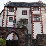 ...die Burg...