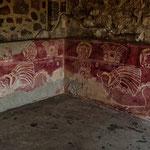 Murals = Wandmalereien 1.500 - 2.000 Jahre alt