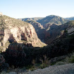 "Salt River Canyon im ""Apachenland""...."