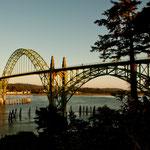 Diese Brücke ist nicht nur hoch und weit sondern auch wunderschön