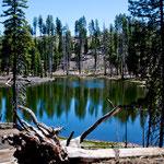 """Unsere Wanderung zum """"Bathtub Lake""""...."""