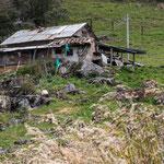 ....die Anden-Almen ist sehr einfach - oft ärmlich....