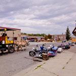 ....Pferdekutsche - Harleys - und gute Restaurants.
