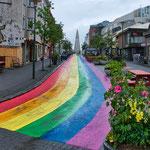 ...das alte Reykjavik ist extrem bunt, sauber und einfach wunderschön...