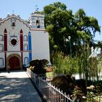 Die wunderbare kleine Kirche von Tule